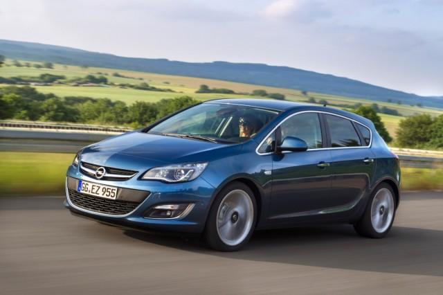Opel Astra 1.6 CDTI 110 CV y 136 CV: Por debajo de los 4l/100 km 2