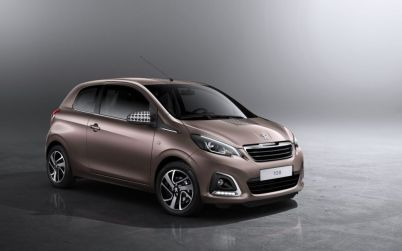 Peugeot 108: Llegan más urbanos franceses de next-gen