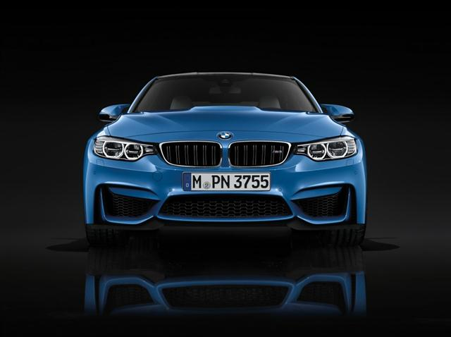 Primer anticipo del BMW M4 DTM 2