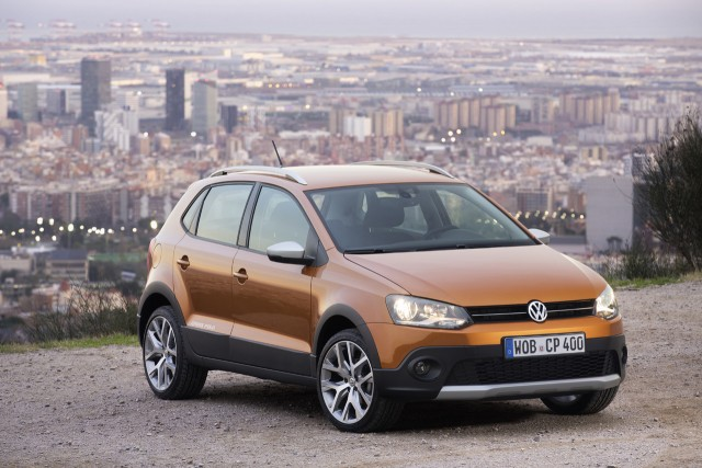Volkswagen Polo: Bluemotion, BlueGT y CrossPolo para Ginebra 1