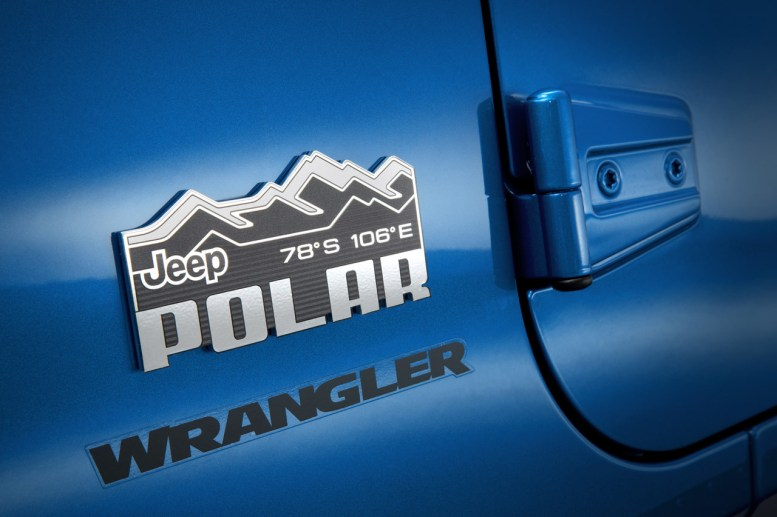 Llega a España el Jeep Wrangler Polar
