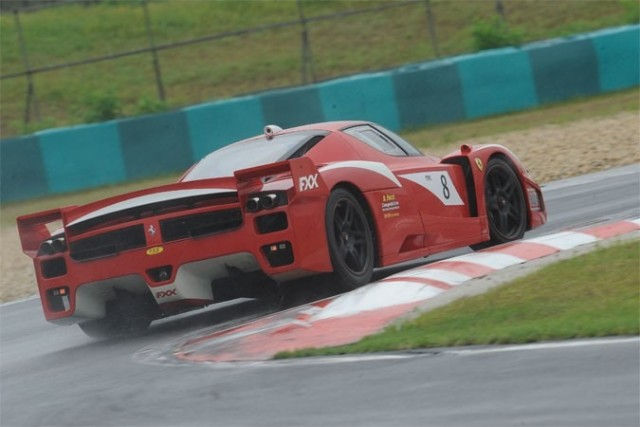 A la venta un Ferrari FXX Evolution