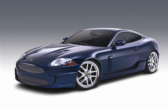 Acaba la vida útil del Jaguar XK 1