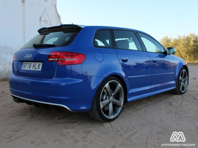 Audi RS3 de nueva generación, nuevos rumores