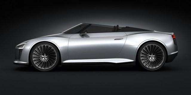 Audi ya piensa en un pequeño roadster 1