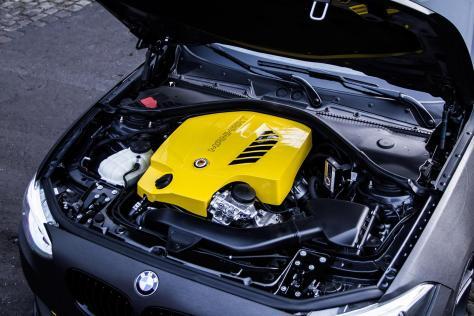 Manhart nos habla de su BMW M135i de 400 caballos