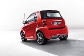 Llega el Smart ForTwo Xclusive Red Edition