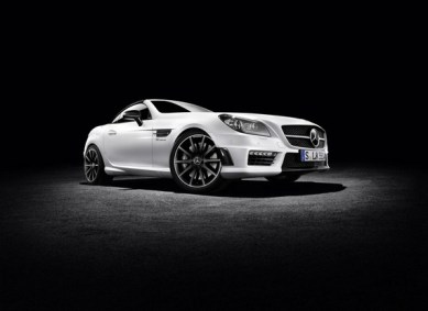 Mercedes SL 2LOOK y SLK CarbonLOOK: Más exclusividad