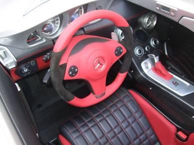 Mercedes SLR McLaren Stirling Moss a la venta