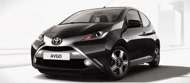 Nuevo Toyota Aygo: Filtrado antes de tiempo 2