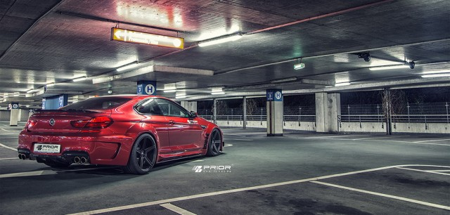 Prior Design embrutece tu BMW M6 2