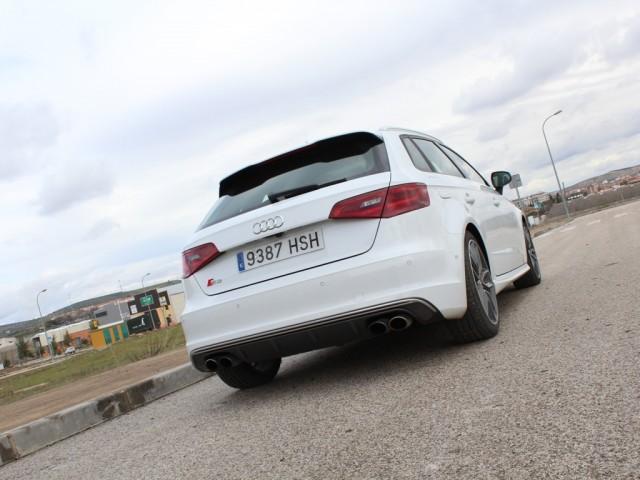 Prueba: Audi S3 Sportback 2.0 TFSI de 300 caballos (equipamiento, comportamiento, conclusión) 1