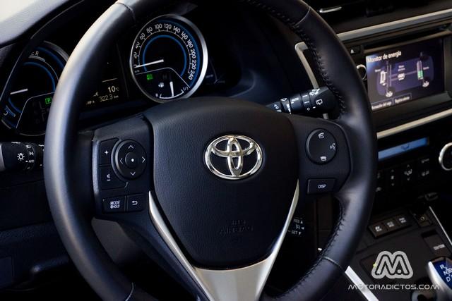 Prueba: Toyota Auris HSD híbrido (equipamiento, comportamiento, conclusión) 7