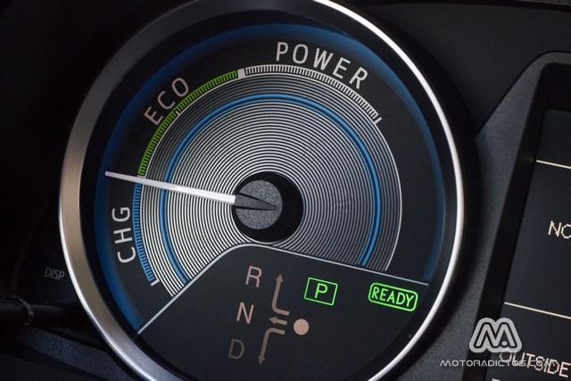Prueba: Toyota Auris HSD híbrido (equipamiento, comportamiento, conclusión) 8