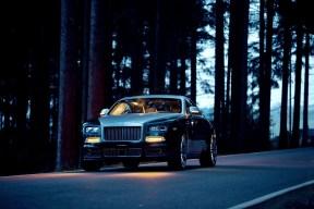 Mansory se presenta en Ginebra junto a un Rolls-Royce Wraith de 740 caballos