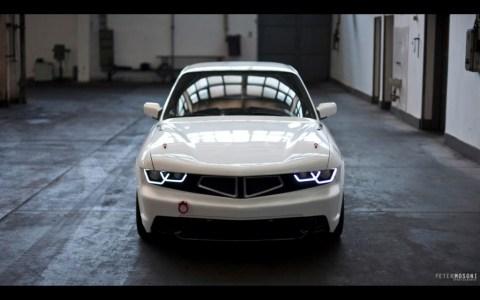 TM concept30, o cómo modernizar tu BMW E30: ¿Sacrilegio?