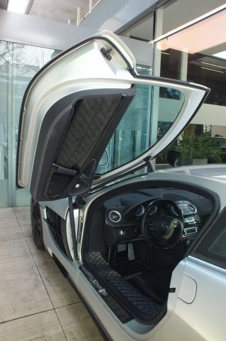 Aparece un Mansory SLR Renovatio a la venta en Alemania