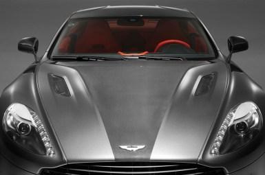 Aston Martin nos muestra de qué es capaz su departamento de personalización de vehículos