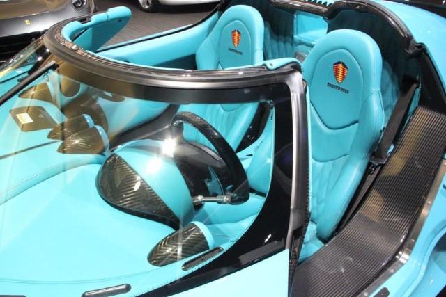 A la venta el Koenigsegg CCXR Special One en Dubai 2