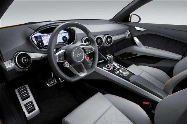 Audi TT offroad concept, ya es oficial 2