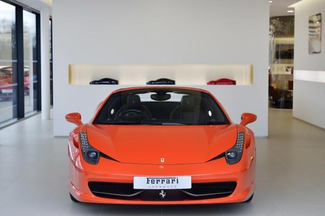Ferrari amplia la garantía de sus motores hasta los 12 años 2