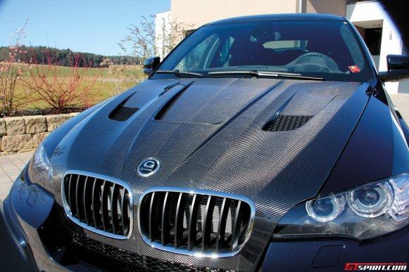BMW X6M Typhoon la última gran locura de G-Power
