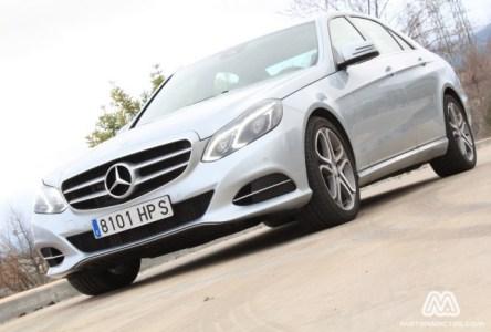 Prueba Mercedes E350 BlueTEC 252 caballos  (equipamiento, comportamiento, conclusión)