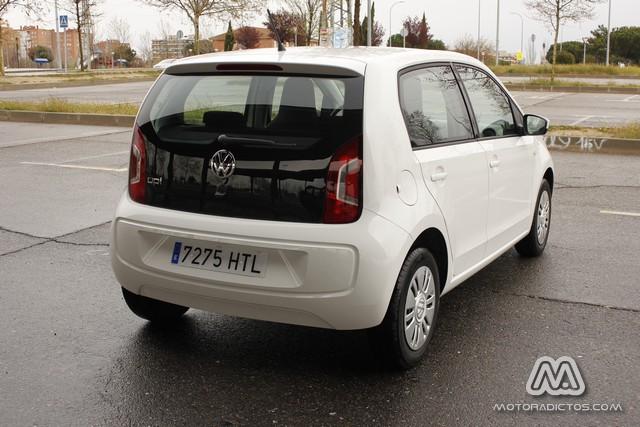 Prueba: Volkswagen Up! 1.0 60 CV (equipamiento, comportamiento, conclusión) 2