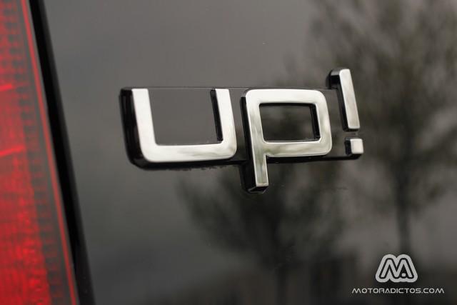 Prueba: Volkswagen Up! 1.0 60 CV (equipamiento, comportamiento, conclusión) 4