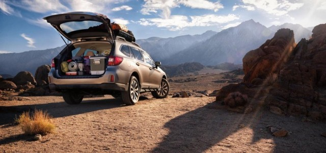 Subaru presenta el Outback 2015: Off-road y espacio interior 1