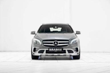 Brabus nos presenta un kit de personalización para el Mercedes Benz GLA