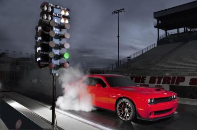 Llegan los Dodge Challenger SRT y SRT Hellcat 2015