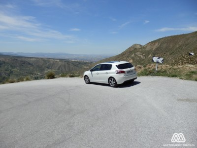 Prueba: Peugeot 308 1.6 THP 125 CV (equipamiento, comportamiento, conclusión)