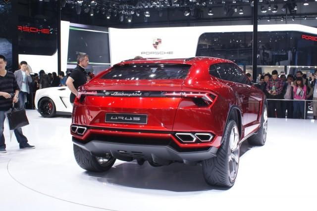 El Lamborghini Urus podría ser el primero en montar motor sobrealimentado 3