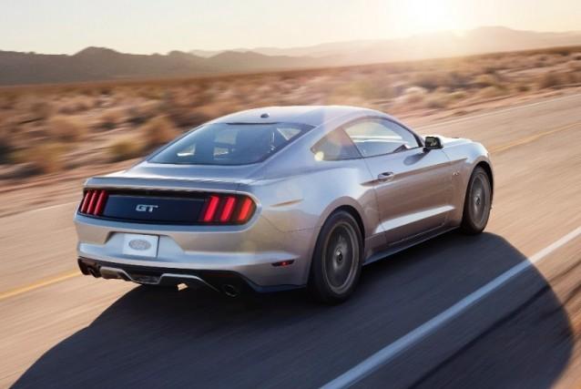 El nuevo Ford Mustang se cataloga como un éxito comercial en Europa