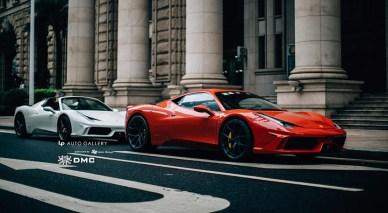 """Ferrari 458 Italia """"Monte Carlo"""" la última gran creación de DMC"""