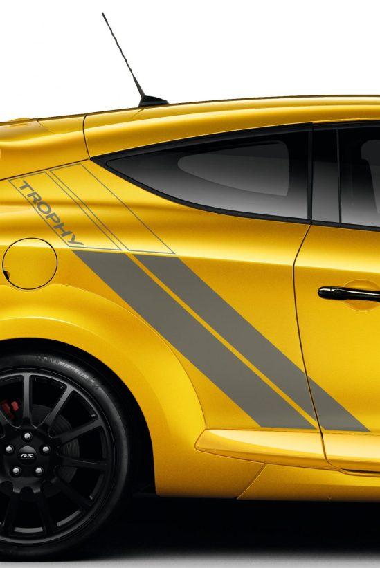 Renault Mégane RS 275 Trophy: El encargado de bajar los 8 minutos en el 'ring