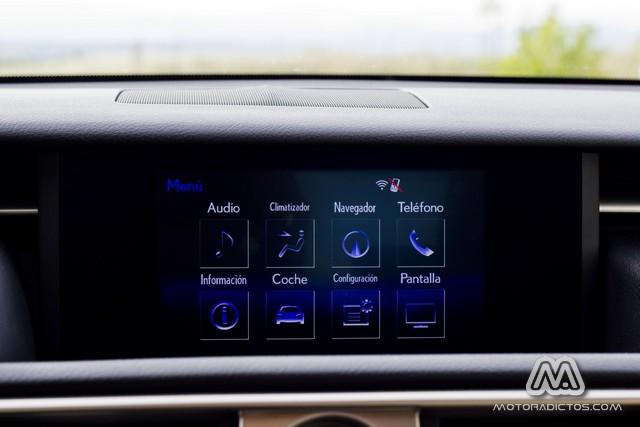 Prueba: Lexus IS 300h híbrido (equipamiento, comportamiento, conclusión) 5