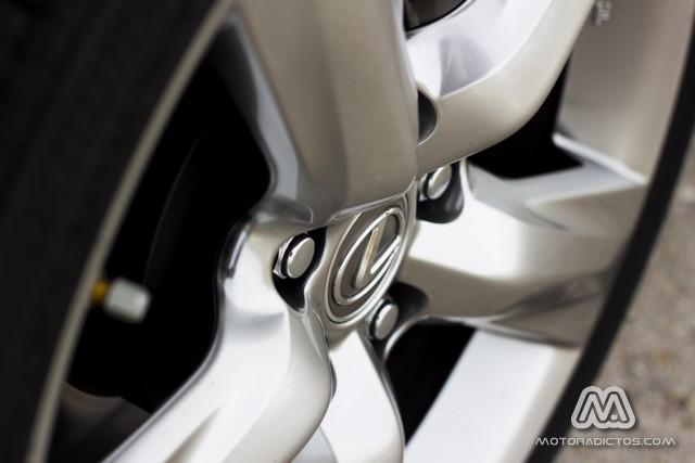 Prueba: Lexus IS 300h híbrido (equipamiento, comportamiento, conclusión) 10