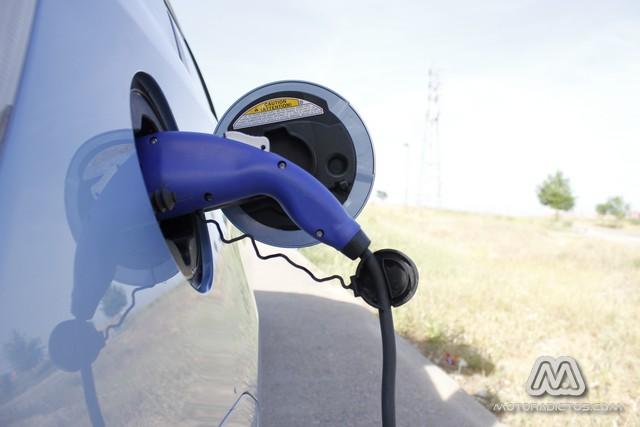 Prueba: Toyota Prius plug-in hybrid (diseño, habitáculo, mecánica) 2