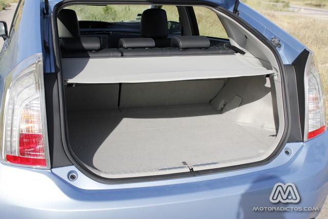 Prueba: Toyota Prius plug-in hybrid (diseño, habitáculo, mecánica) 8