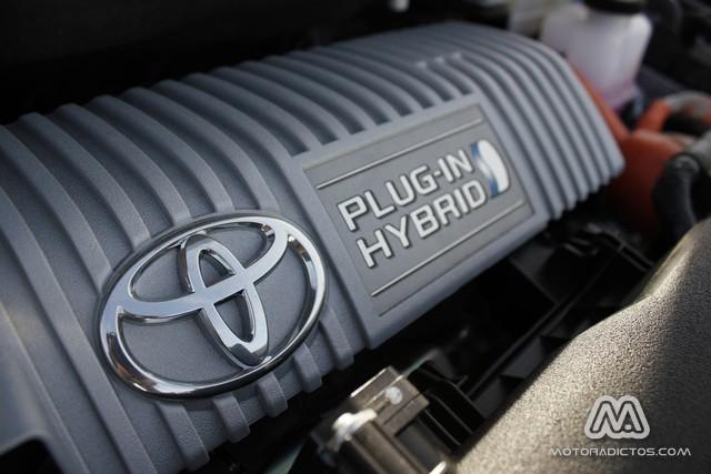 Prueba: Toyota Prius plug-in hybrid (diseño, habitáculo, mecánica) 9