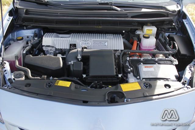 Prueba: Toyota Prius plug-in hybrid (diseño, habitáculo, mecánica) 10