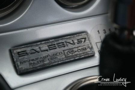 A la venta un exclusivo Saleen S7 Twin Turbo Competition