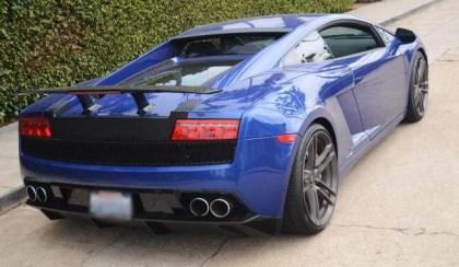 A la venta un Lamborghini Gallardo Renazzo