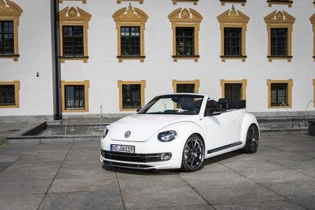 Volkswagen Beetle Cabrio por ABT: Hasta 260 CV y una estética más agresiva
