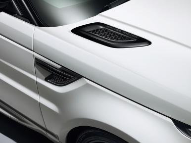 Range Rover Sport Stealth Pack: Jugando con los contrastes