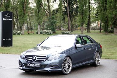Mercedes Clase E por Carlsson