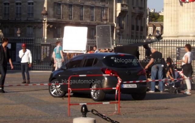 Cazadas las primeras imágenes sin camuflaje del nuevo Opel Corsa 2