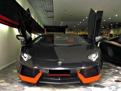 A la venta un Lamborghini Aventador totalmente personalizado